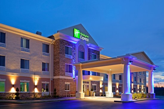 Holiday Inn Express Hotel & Suites West Coxsackie: Hotel Exterior