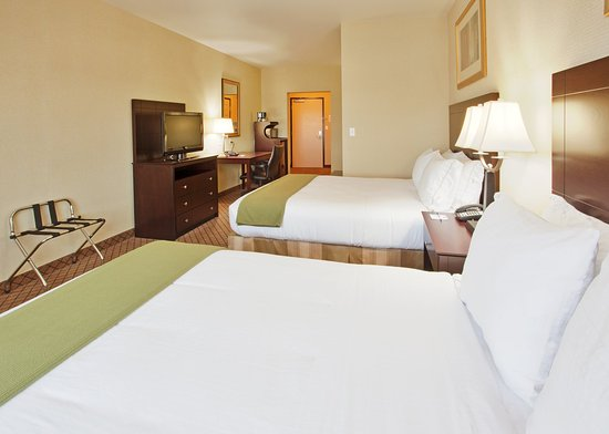 Holiday Inn Express Lodi: Queen Bed Guest Room