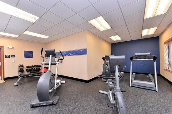 Hampton Inn Evanston: Fitness Equipment