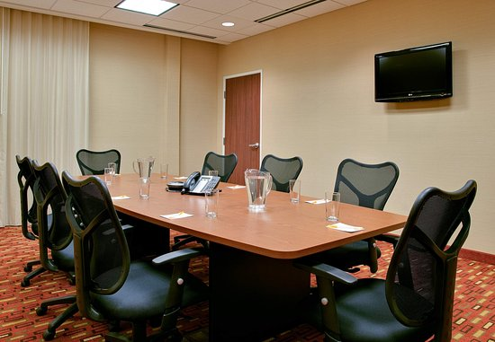 Fairfield Inn & Suites Phoenix Chandler/Fashion Center: Boardroom
