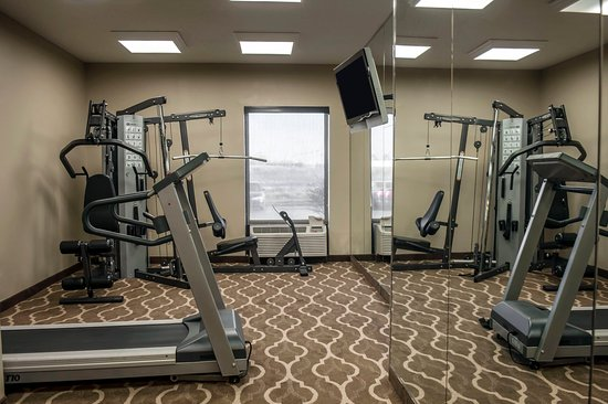 Comfort Inn & Suites: ILFITNESS