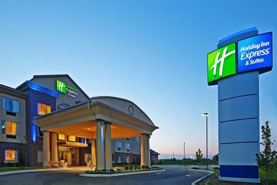 Holiday Inn Express Hotel & Suites Okmulgee: Welcome to the Holiday Inn Express in Okmulgee
