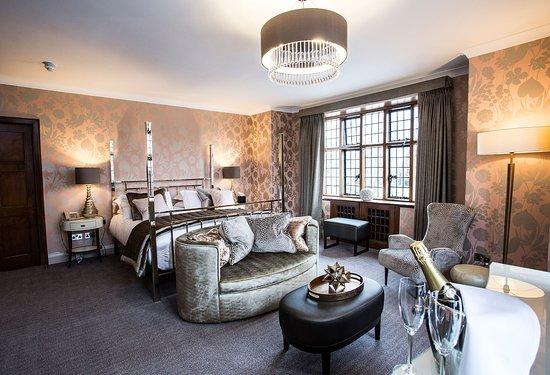 Stone, UK: Luxury Suite