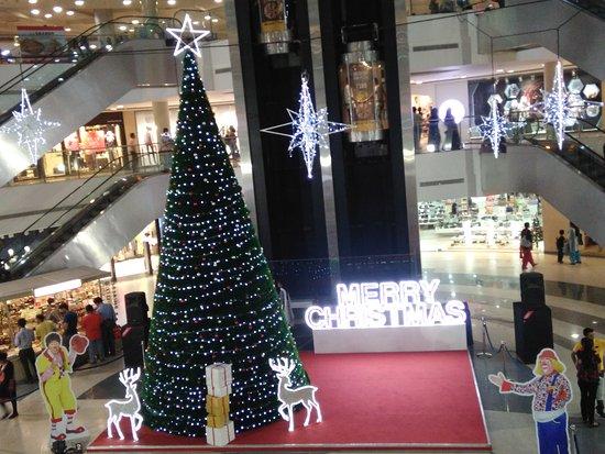 inorbit mall vashi christmas decorations