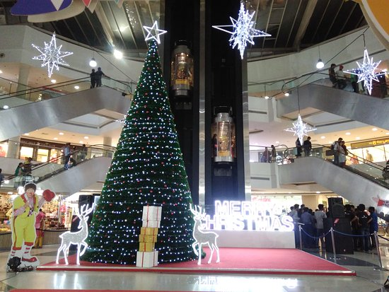 inorbit mall vashi christmas decorations