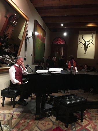Vanessie of Santa FE: The Piano Bar.