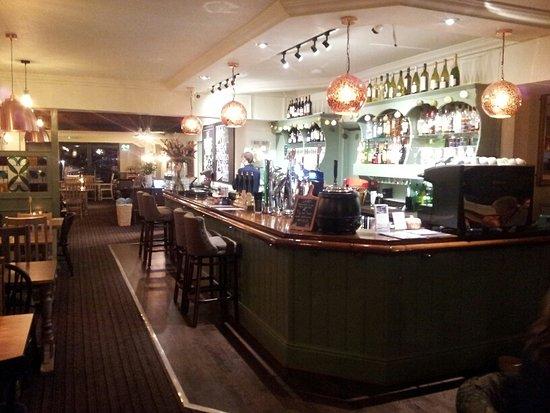 Gourmet gastro pub