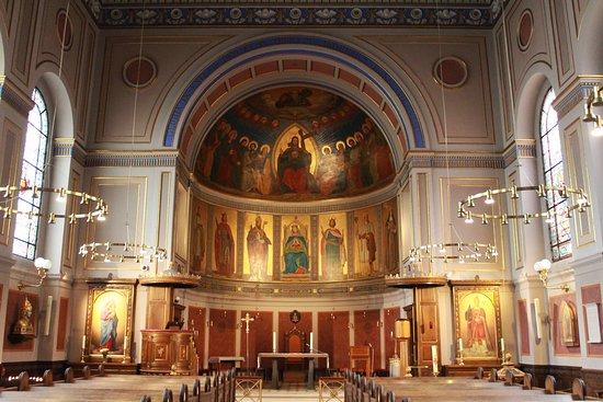 HISTOIRE ABRÉGÉE DE L'ÉGLISE - PAR M. LHOMOND – France - année 1818 (avec images et cartes) Saint-ansgar-s-cathedral