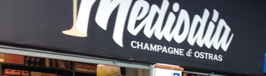 Mediodía, Champagne & Ostras