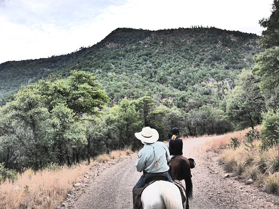 Portal, อาริโซน่า: Ride into Coronado national forest