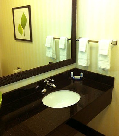 Channelview, تكساس: Guest Bathroom
