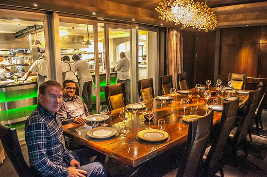 Sanctuary Camelback Mountain: Elements private dining room