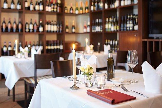 Just facts - Review of Restaurant Maxim, Ostseebad Binz, Germany