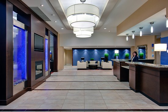 Chatham, Canadá: Welcome to the Holiday Inn Express & Suites