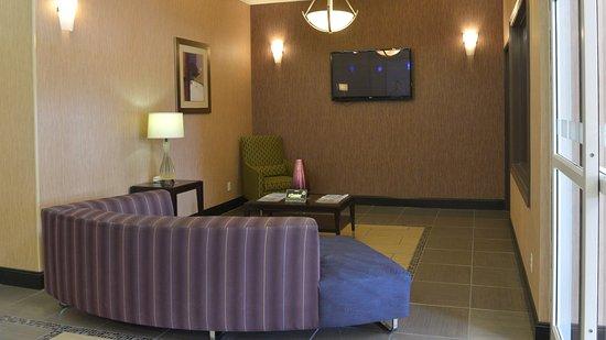 Zachary, LA: Hotel Lobby