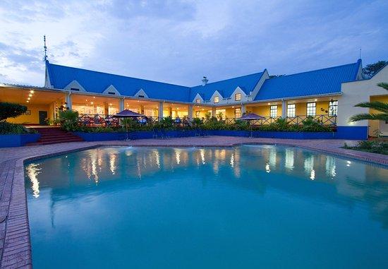 Chingola, Zambia: Outdoor Pool