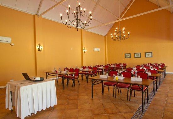 Chingola, Zambia: Conference Room – Classroom Setup