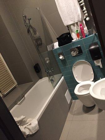 łazienka Z Wanną Picture Of Tobaco Hotel Lodz Tripadvisor