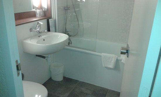Morschwiller-le-Bas, Francia: Salle de bain