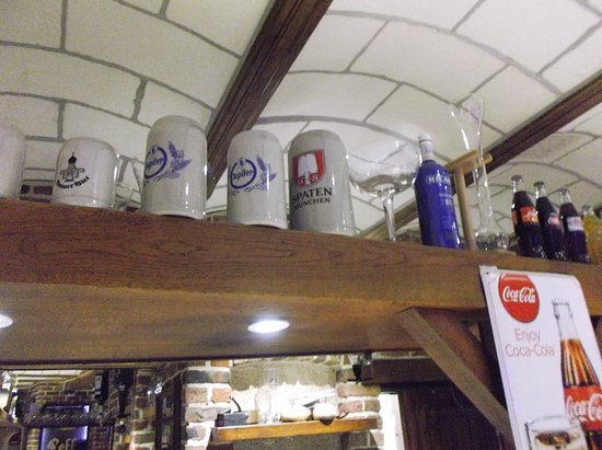 La Taverne flamande: Interior
