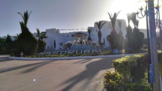 Hasdrubal Thalassa Hotel & Spa Port El Kantaoui: IMG_20161220_090911_large.jpg