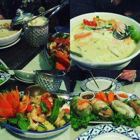 Juree's Thai Place Restaurant : fresh and full of flavor