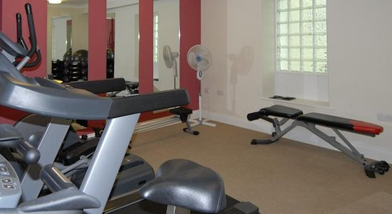 Newcastle Emlyn, UK: Gym