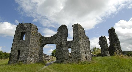 Newcastle Emlyn, UK: Ancient