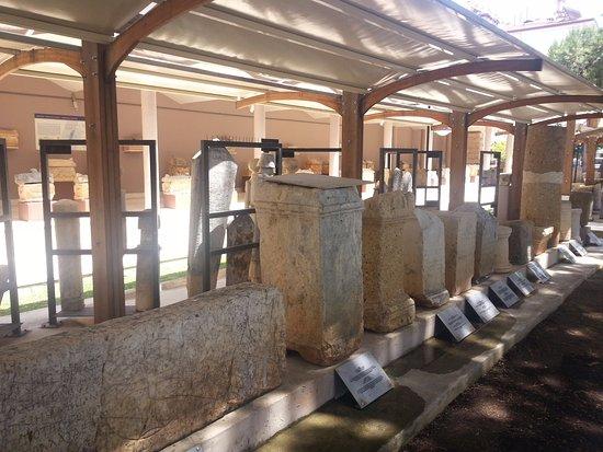 Alanya Arkeoloji Müzesi - Picture of Alanya Arkeoloji ...