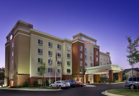 Fairfield Inn & Suites Baltimore BWI Airport: Exterior