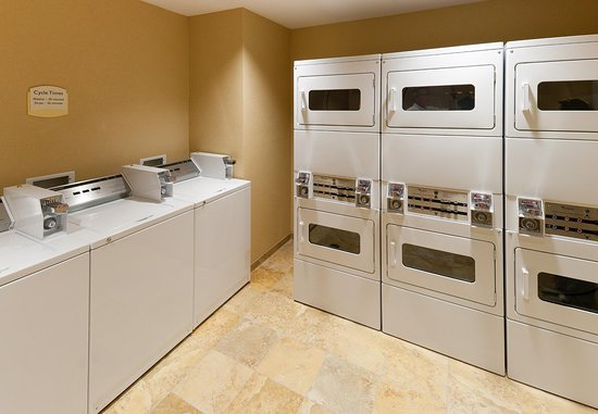 TownePlace Suites Tucson Williams Centre: Laundry Facilities