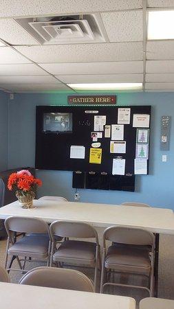 Casa Grande, AZ: Communication Board