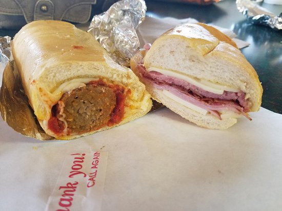 Gioia's Deli: Meatball and the Porknado