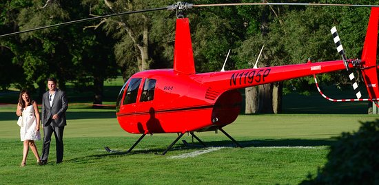 Port Clinton, OH: Paratus Air helicopter tours & charters!!