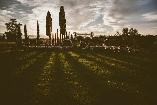 Braccagni, Italy: Ceremony