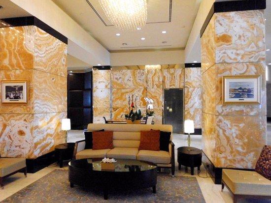 InterContinental Abu Dhabi: Lobby