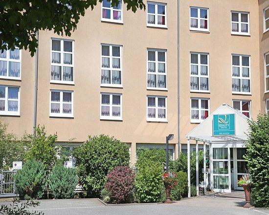 Quality Hotel Erlangen: GEExterior
