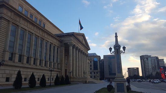 Supreme Court of the Republic of Azerbaijan
