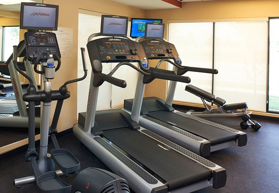 TownePlace Suites by Marriott Saginaw : Fitness Center