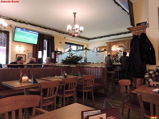 Conrad's Restaurant: Interno del Ristorante
