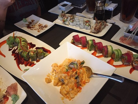 Sage 400 japanese cuisine houston great uptown for 400 sage japanese cuisine