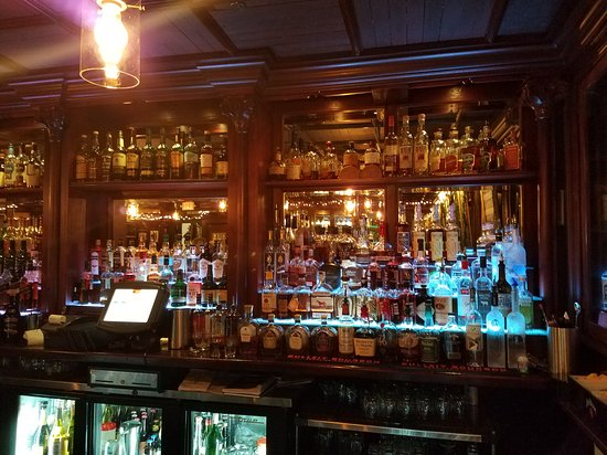 The Whiskey Room at Ri Ra