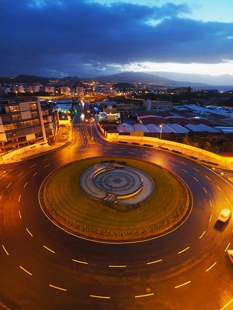 VIP Executive Azores Hotel: view rooftop