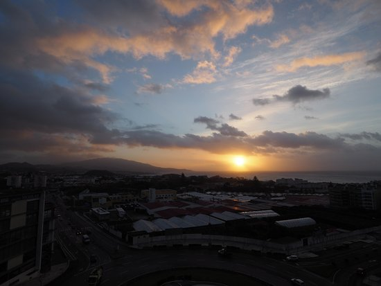 VIP Executive Azores Hotel: view rooftop3