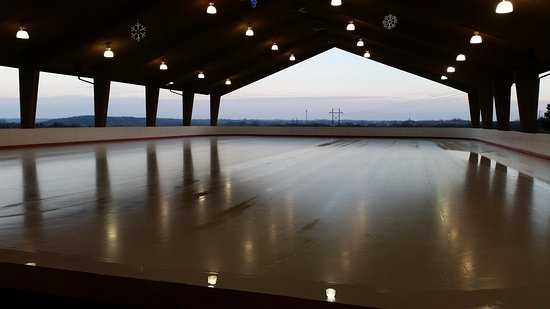 Ashland, NE: Ice Skating Rink