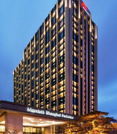上海寶華萬豪酒店