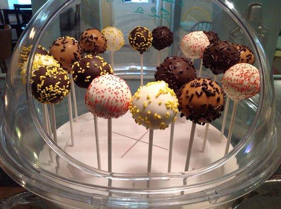 Burlington, KY: Delicious cakepops!