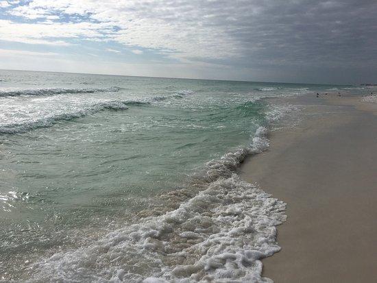 Crystal Sands Beach Photo