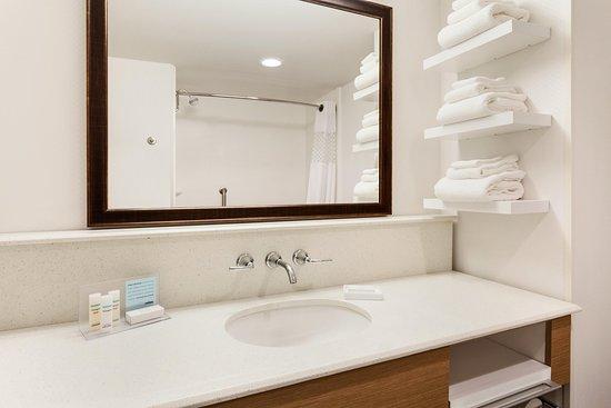 Hummelstown, بنسيلفانيا: Standard Bathroom