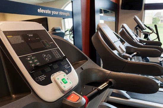 Hummelstown, بنسيلفانيا: Treadmill